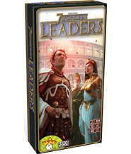 изображение 7 Чудес Света: Лидеры (7 wonders: Leaders)