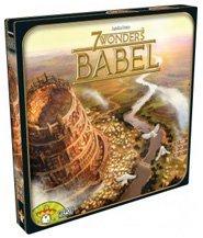 Игра 7 чудес света вавилон 7 wonders babel