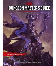 изображение Подземелья и драконы: Книга мастера (Dungeons & Dragons: Master's Guide (5th Edition))