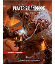 изображение Подземелья и драконы: Книга игрока (+ Зов Ктулху)  (Dungeons & Dragons: Player's Handbook (5th Edition) (+ Call of Cthulhu))