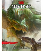 изображение Подземелья и драконы: Стартовый набор (5-е издание) (Dungeons & Dragons Next: Starter set (5th Edition) )