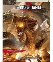 изображение Подземелья и драконы: Пробуждение Тиамат (Dungeons & Dragons: Rise of Tiamat Adventure )