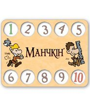 изображение Счётчик уровней эпичный Манчкин (Munchkin Epic Level Counters)