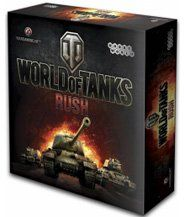 изображение World of Tanks: Rush (2-е издание) + бонус код (World of Tanks: Rush)