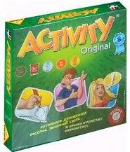 Коробка настольной игры Активити