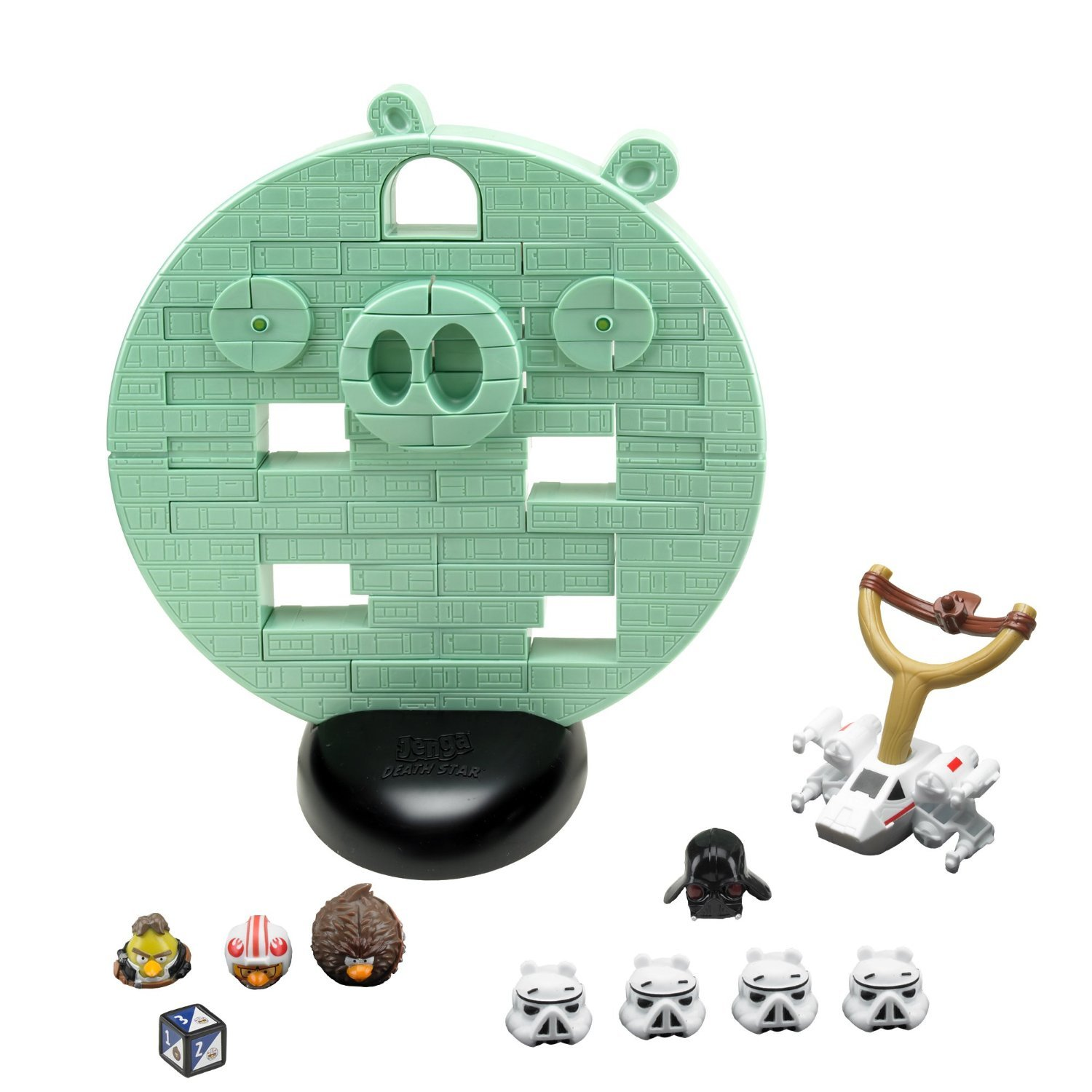Звезда смерти angry birds star wars death star