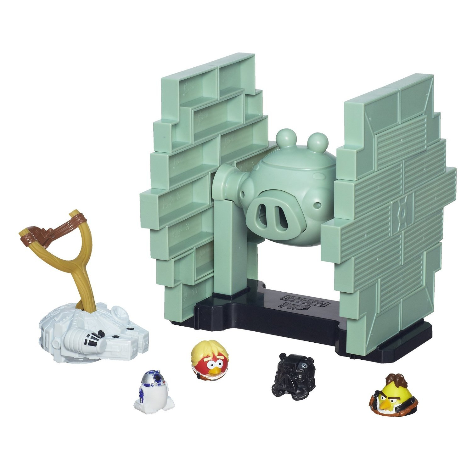 Angry birds star wars tie fighter настольная игра