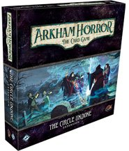 изображение Ужас Аркхэма. Карточная игра Незаконченный круг (англ) (Arkham Horror: Card Game Circle undone (eng) )