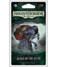 изображение Ужас Аркхема. Карточная игра Кровь на Алтаре (англ) (Arkham Horror: Card Game Blood on the Altar (eng) )