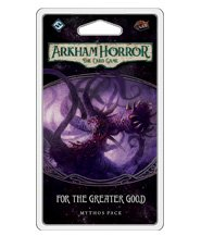 изображение Ужас Аркхэма Карточная игра На благо (Arkham Horror: Card Game For the Greater Good Mythos)