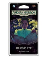 изображение Ужас Аркхэма. Карточная игра Воздаяние за Грехи (Arkham Horror Card Game The Wages of Sin)