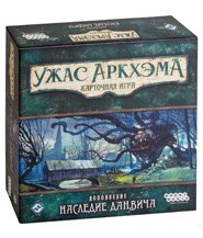 изображение Ужас Аркхема. Карточная игра Наследие Данвича (рус) (Arkham Horror: Card Game Dunwich Legacy (rus) )