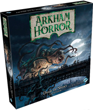 изображение Ужас Аркхэма: Смерть во Тьме (Arkham Horror: Dead of Night )