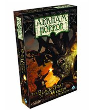 изображение Ужас Аркхема: Черная Коза лесов (Arkham Horror:Black Goat of the Woods)