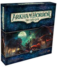изображение Ужас Аркхема. Карточная игра (англ) (Arkham Horror: Card Game (eng))