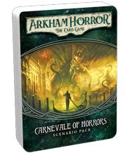 изображение Ужас Аркхема. Карточная игра Карнавал Ужасов (Arkham Horror: Card Game Carnevale of Horrors)