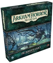 изображение Ужас Аркхэма. Карточная игра Наследие Данвича (англ) (Arkham Horror: Card Game Dunwich Legacy (eng) )