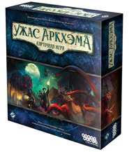 изображение Ужас Аркхэма. Карточная игра (рус) (Arkham Horror: Card Game (rus))