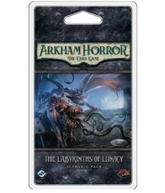 изображение Ужас Аркхэма. Карточная игра Лабиринты Безумия (Arkham Horror: Card Game Labyrinths of Lunacy)