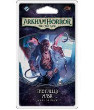 изображение Ужас Аркхема. Карточная игра Бледная маска (Arkham Horror: Card Game Pallid Mask)
