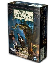 изображение Ужас Аркхема: Проклятие тёмного фараона (рус) (Arkham Horror: Curse of the Dark Pharaoh Rus)
