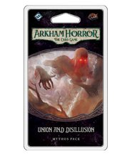 изображение Ужас Аркхэма Карточная игра Союз и Разочарование (Arkham Horror: Card Game Union and Disillusion)