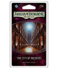 изображение Ужас Аркхема. Карточная игра Город-Архив (Arkham Horror Card Game The City of Archives)