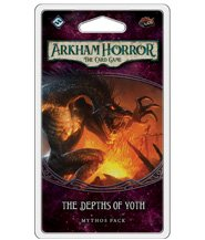 изображение Ужас Аркхема. Карточная игра Глубины Йотта (Arkham Horror Card Game The Depths of Yoth)