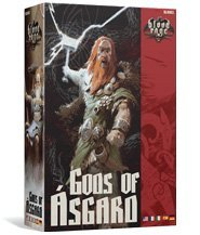 изображение Кровь и Ярость: Боги Асгарда (Blood Rage: Gods of Asgard)