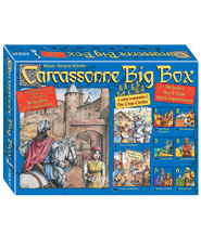 изображение Каркассон. Большая коробка (Carcassonne. Big box 5)