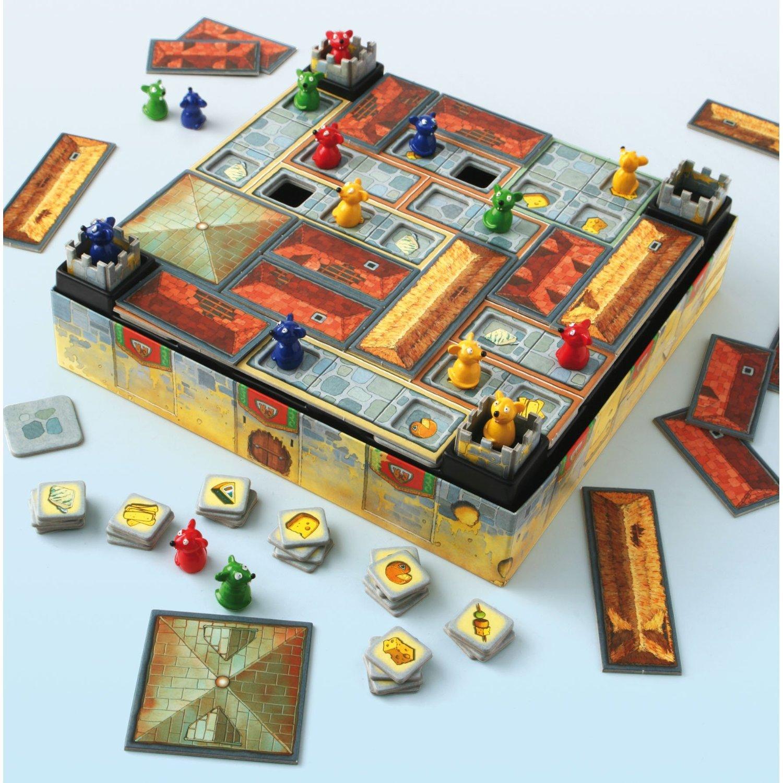 игра сырный город