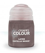 изображение Краска Цитадель Layer: Castellax Bronze (Citadel Layer: Castellax Bronze)