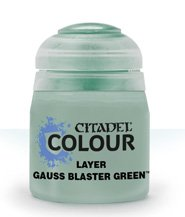 изображение Краска Цитадель Layer: Gauss Blaster Green  (Citadel Layer: Gauss Blaster Green )
