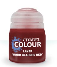изображение Краска Цитадель Layer: Word Bearers Red (Citadel Layer: Word Bearers Red)