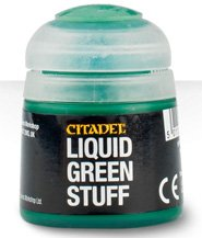 изображение Краска Цитадель Technical: Liquid Green Stuff (Citadel Technical: Liquid Green Stuff )