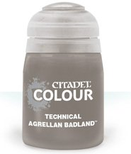изображение Краска Цитадель Technical: Agrellan Badland (Citadel Technical: Agrellan Badland)