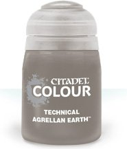 изображение Краска Цитадель Technical: Agrellan Earth (Citadel Technical: Agrellan Earth)