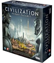 изображение Цивилизация Сида Мейера: Новый рассвет (рус) ( Sid Meier's Civilization: A New Dawn (rus))