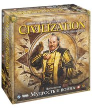 изображение Цивилизация Сида Мейера: Мудрость и Военное дело (Civilization: Wisdom and Warfare)