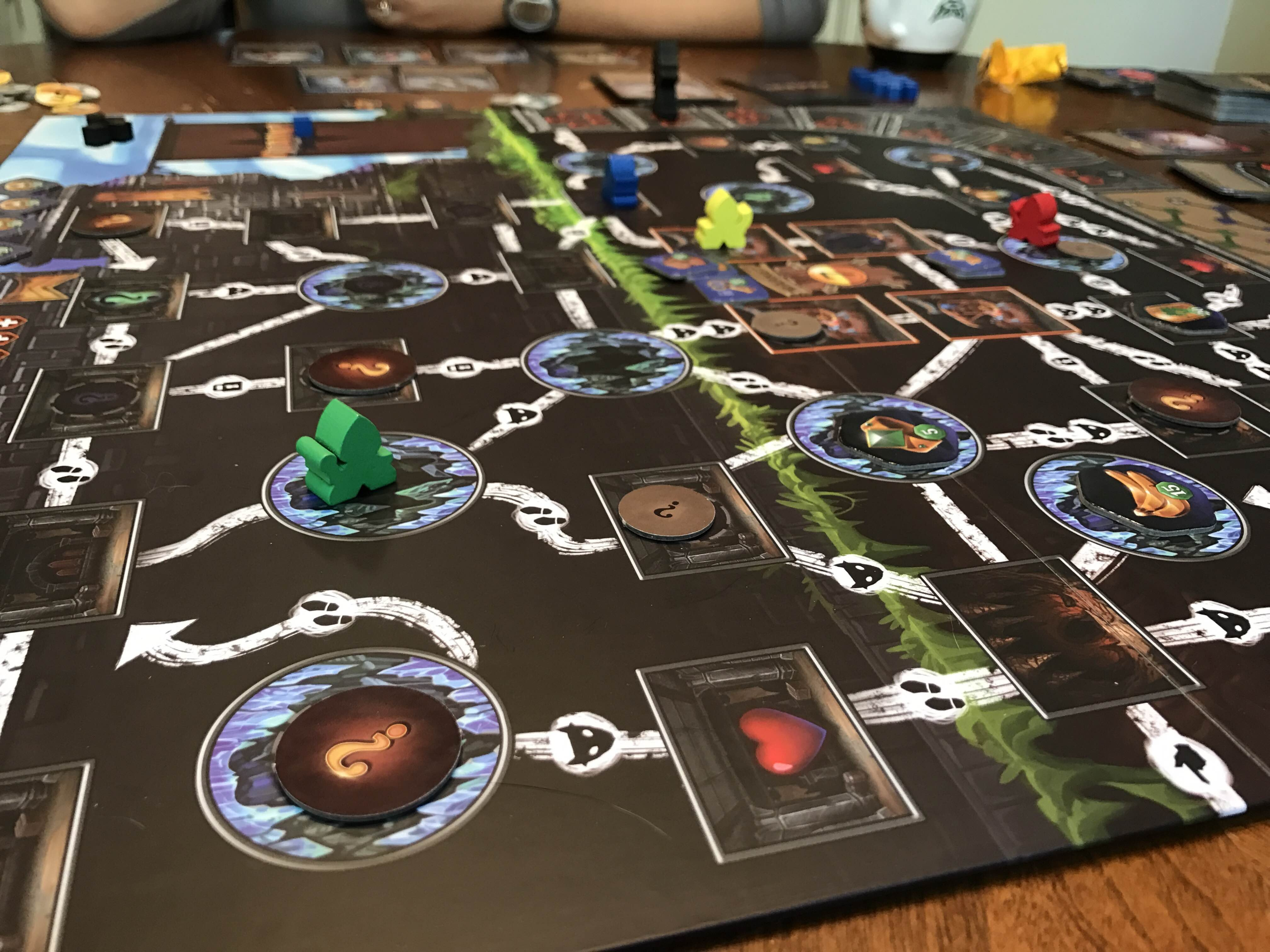 Image result for clank a deck building adventure