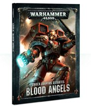 изображение Вархаммер 40000: Кодекс Кровавые Ангелы (Warhammer 40000: Codex Chaos Blood Angels)