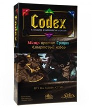 изображение Codex:  Стартовый набор  (Codex: Card-Time Strategy Starter Set)