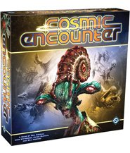 изображение Космическое столкновение (Cosmic encounter)