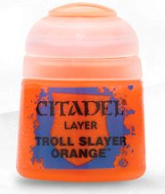 изображение Краска Цитадель Layer: Troll Slayer Orange (Citadel Layer: Troll Slayer Orange )