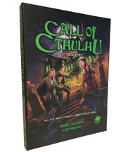 изображение Зов Ктулху Стартовый набор (Call of Cthulhu Starter Set)