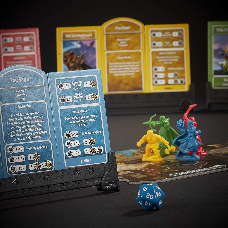 Подземелья и драконы: Приключение начинается - игровой процесс