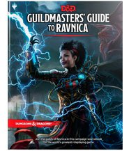 изображение Подземелья и драконы: Книга Гильдмастера Равники(Dungeons & Dragons: Guildmasters' Guide to Ravnica)