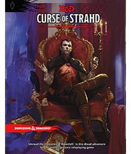 изображение Подземелья и драконы: Проклятие Страда (Dungeons & Dragons: Curse of Strahd Adventure)