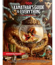 изображение Подземелья и драконы: Справочник Ксанатара обо всем (Dungeons & Dragons: Xanathar's Guide to Everything)