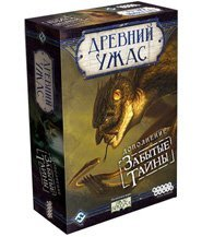 изображение Древний ужас: Забытые тайны (рус) (Eldritch Horror: Forsaken Lore (rus))